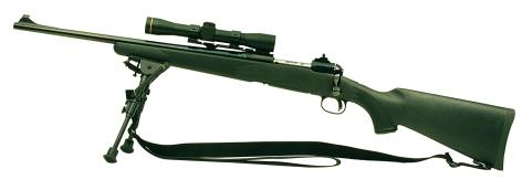 The Savage Scout Rifle